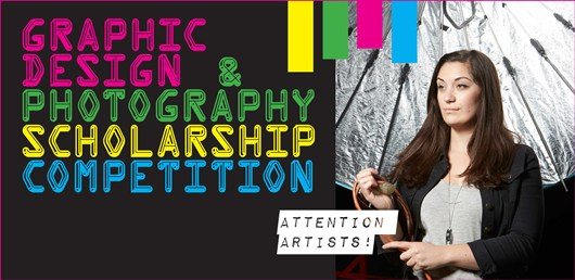 Graphic Design & Photography Scholarship Competition