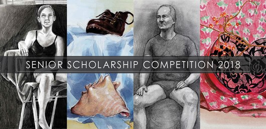 Register Today for the 2018 Senior Scholarship Competition!