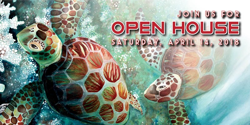 Open House APRIL 2018