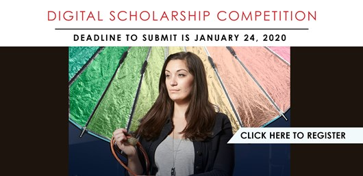 Graphic Design, Photography, & Digital Illustration Scholarship Competition